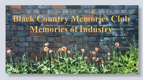 MEMORIES OF INDUSTRY